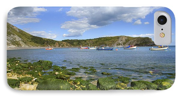 IPhone Case featuring the photograph The Beauty Of Lulworth Cove by Ian Middleton