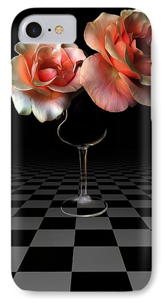 The Beauty Of Roses IPhone Case by Gabriella Weninger - David