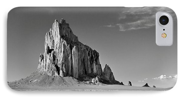 The Beauty Of Shiprock IPhone Case by Alan Toepfer