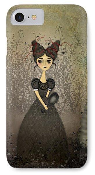 The Bee Keeper Phone Case by Charlene Zatloukal