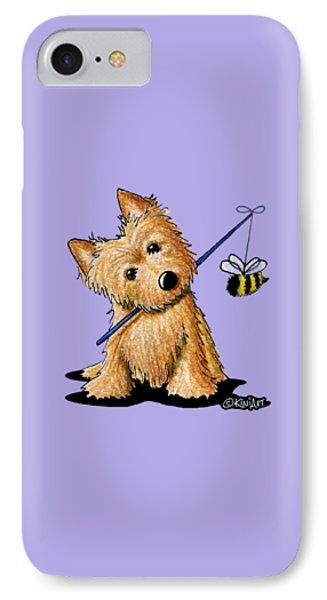 The Beekeeper IPhone Case by Kim Niles