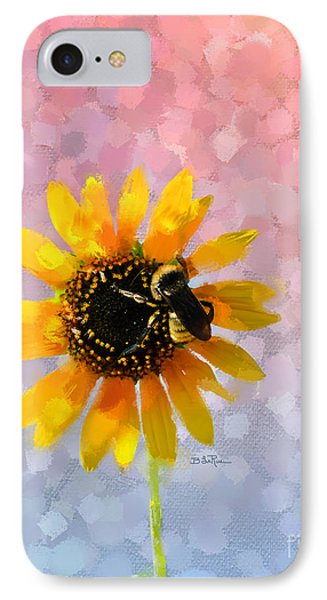 IPhone Case featuring the photograph The Bee's Knees by Betty LaRue
