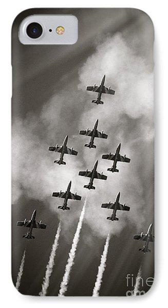 The Best Aerobatic Team IPhone Case by Stefano Senise