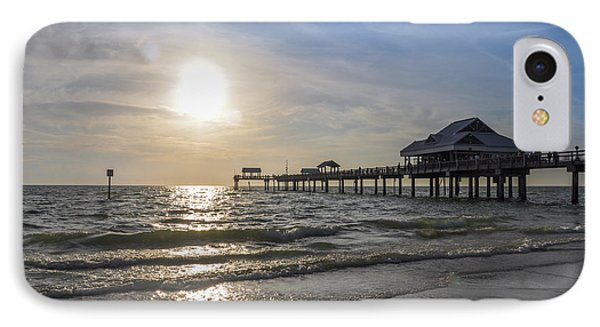 The Best Sunsets At Clearwater Pier 60 IPhone Case