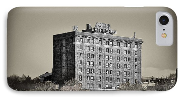 The Bethlehem Hotel Phone Case by Bill Cannon