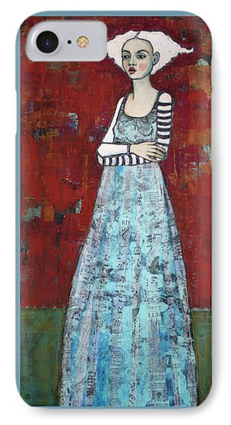 The Better To Hold You With IPhone Case by Jane Spakowsky