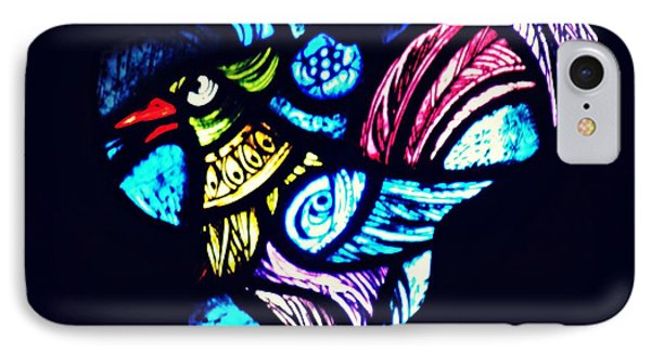 The Bird In The Window IPhone Case