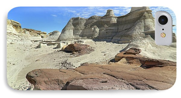 IPhone Case featuring the photograph The Bisti Badlands - New Mexico - Landscape by Jason Politte