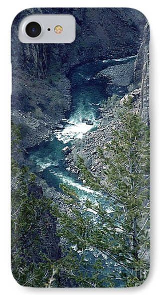 The Black Canyon Of The Gunnison IPhone Case by RC DeWinter