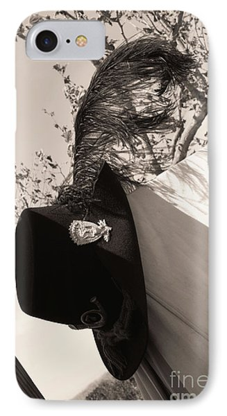 The Black Hats Phone Case by Tommy Anderson