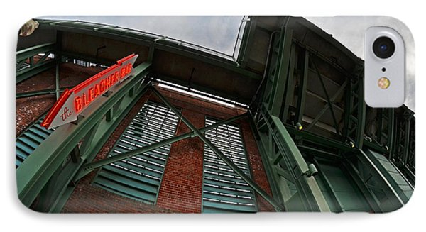 The Bleacher Bar At Fenway Park In Boston IPhone Case