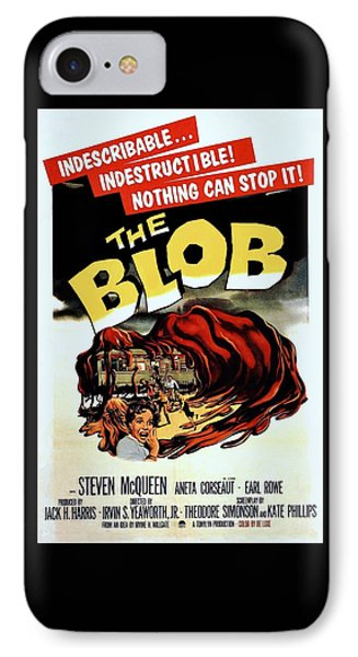 The Blob  Phone Case by Movie Poster Prints