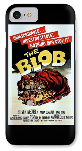 The Blob  IPhone Case by Movie Poster Prints