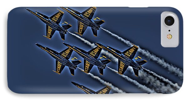 The Blue Angels Phone Case by Corky Willis Atlanta Photography