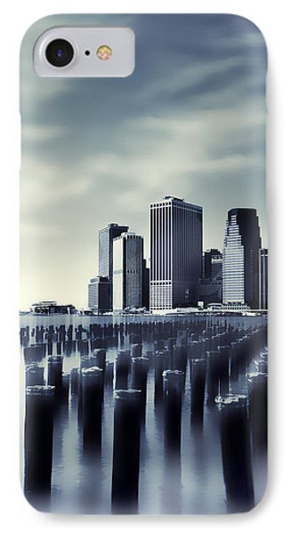 The Blue Hours IPhone Case by Jessica Jenney