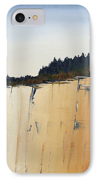 The Bluff IPhone Case by Carolyn Doe