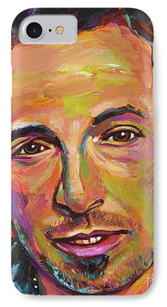 Bruce Springsteen, The Boss IPhone Case