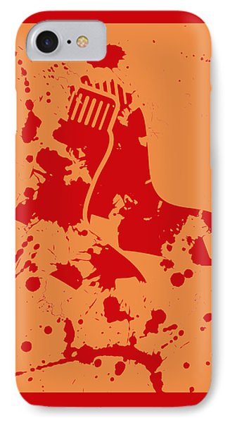 The Boston Red Sox 2c IPhone Case