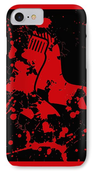 The Boston Red Sox 2d IPhone Case