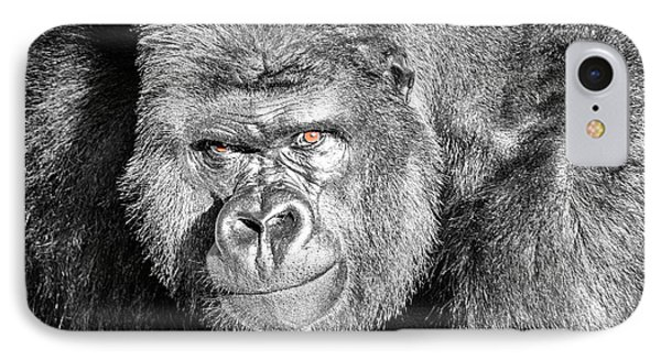 The Bouncer IPhone Case by David Millenheft