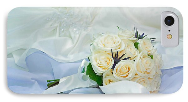 IPhone Case featuring the photograph The Bouquet by Keith Armstrong