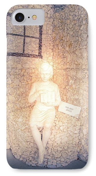 The Boy Jesus IPhone Case