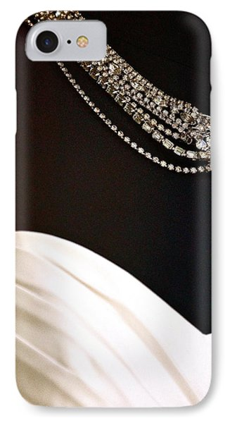 The Bride To Be IPhone Case by Ira Shander