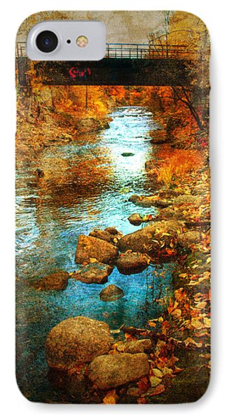 The Bridge By Government Street Phone Case by Tara Turner