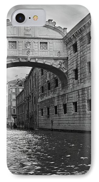 The Bridge Of Sighs, Venice, Italy IPhone 7 Case
