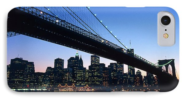 The Brooklyn Bridge IPhone Case by American School