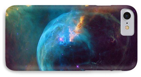 The Bubble Nebula Ngc 7653 IPhone Case