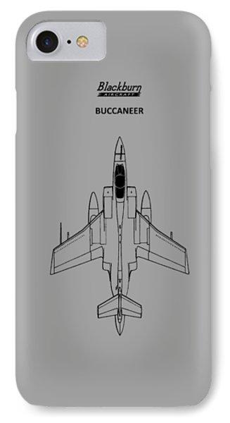 The Buccaneer IPhone Case by Mark Rogan