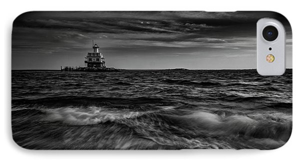 The Bug Light, Greenport Ny IPhone Case by Rick Berk