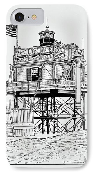 The Bug Lighthouse IPhone Case