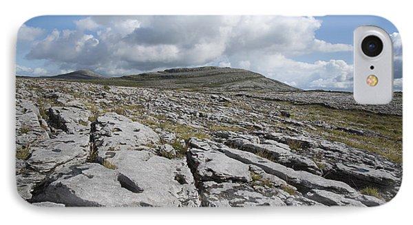 The Burren National Park IPhone Case