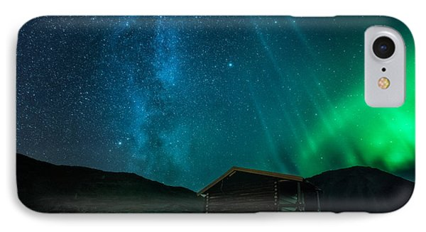 The Cabin IPhone Case by Tor-Ivar Naess