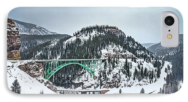 The Call Of The Rockies IPhone Case by Evelina Kremsdorf