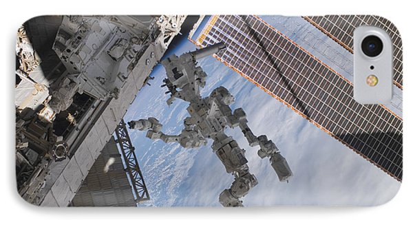 The Canadian-built Dextre Robotic IPhone Case by Stocktrek Images