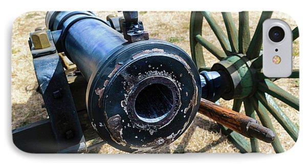 The Cannon Of Elkton IPhone Case by Daniel LaFollette