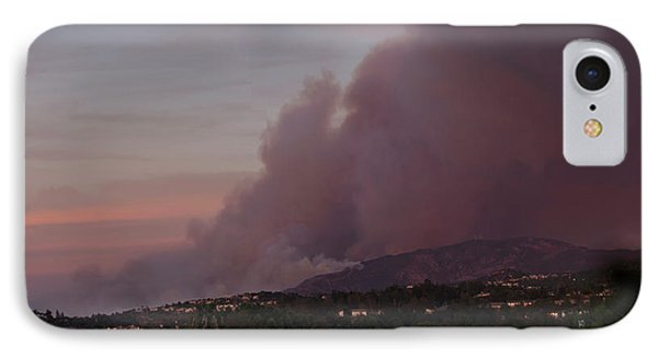The Canyon Fire Phone Case by Angela A Stanton