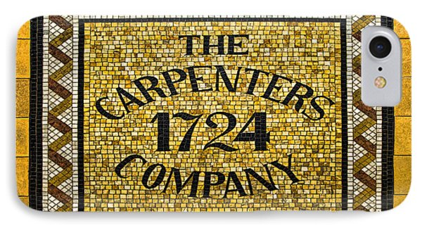 The Carpenters Company IPhone Case