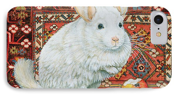The Carpet Chinchilla IPhone Case by Ditz