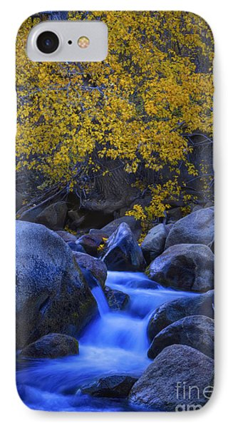 The Carson River West Fork Autumn IPhone Case