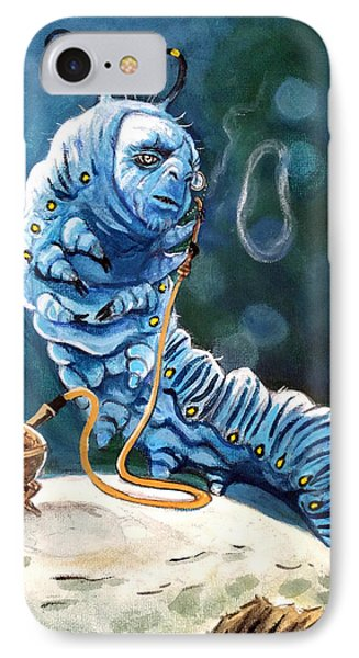 The Caterpillar IPhone Case by Tom Carlton