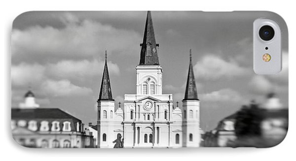 The Cathedral Phone Case by Scott Pellegrin