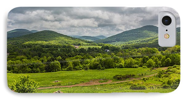 IPhone Case featuring the photograph The Catskill Mountains by Paula Porterfield-Izzo