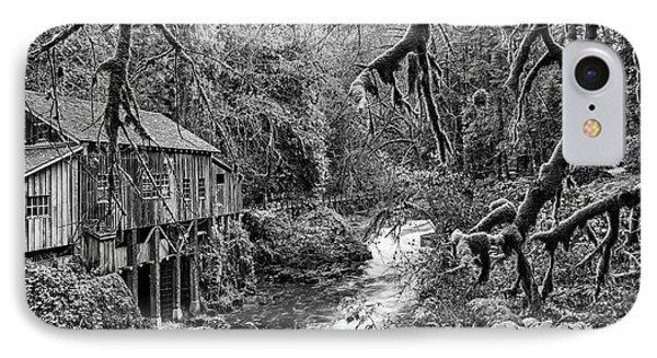 The Cedar Creek Mill Moss IPhone Case