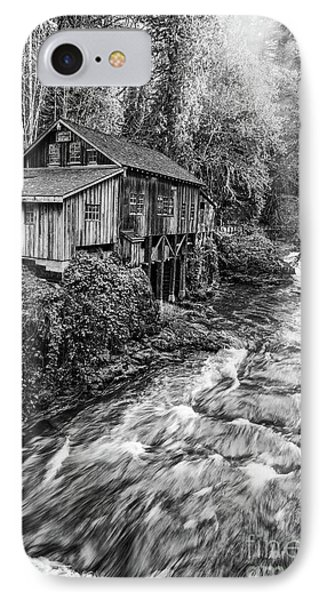 The Cedar Mill And Creek IPhone Case