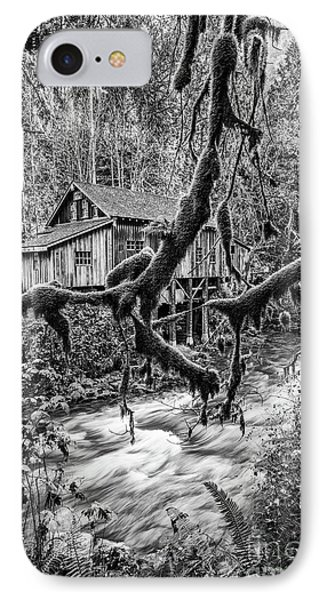 The Cedar Mill And Moss IPhone Case