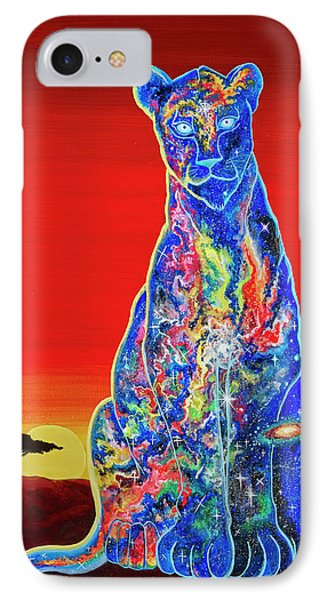 The Celestial Empress IPhone Case by Marika Segal